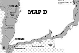 Map D Cape                               Schanck